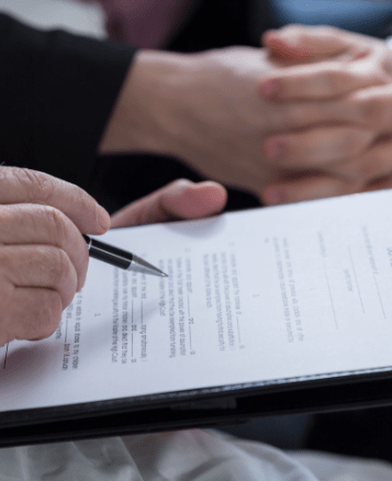 Arranging a Funeral professional