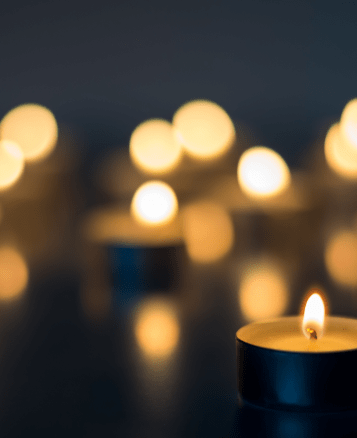 Memorial Services for a recent death